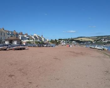 Shaldon beach information devon beach guide - Bagno devon e devon ...