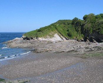 Beach Cove Hele Bay